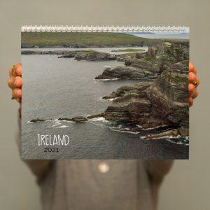 Ireland Calendar Gift 2021